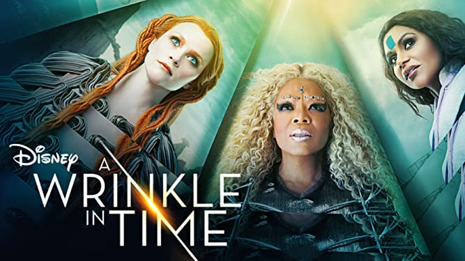 A Wrinkle in Time (Plus Bonus Content)