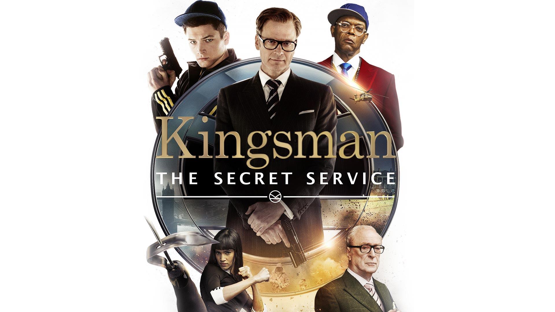 Kingsman: The Secret Service (4K UHD)