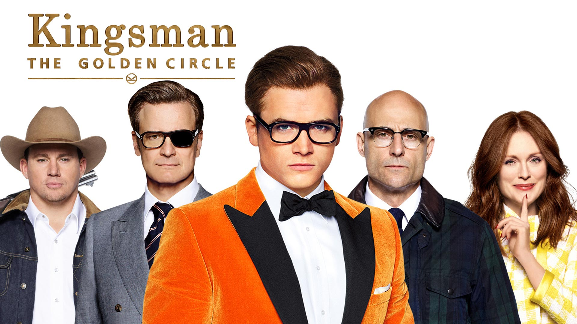 Kingsman: The Golden Circle (4K UHD)