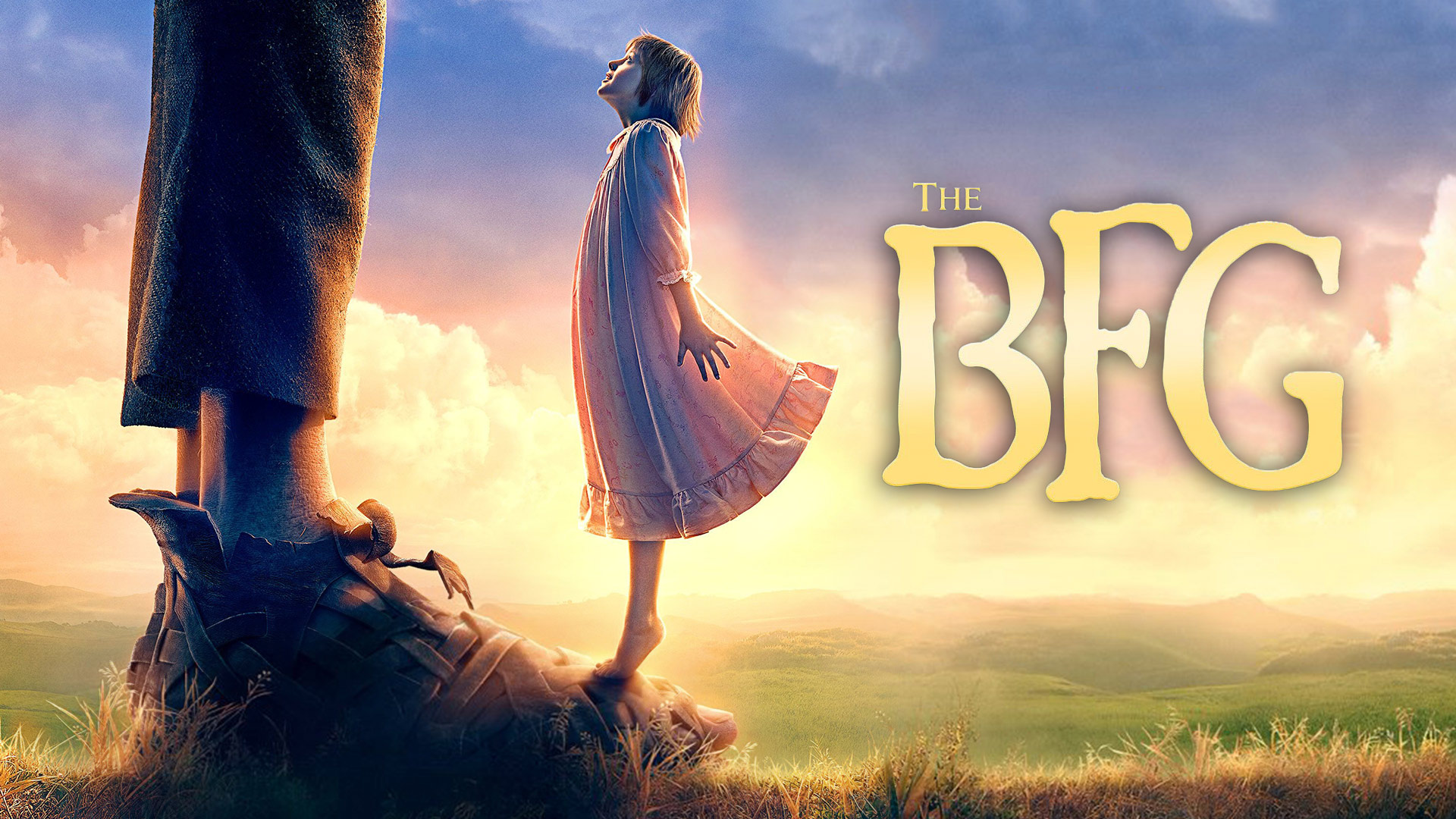The BFG (Theatrical Version)