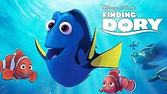Finding Dory (Plus Bonus Content)