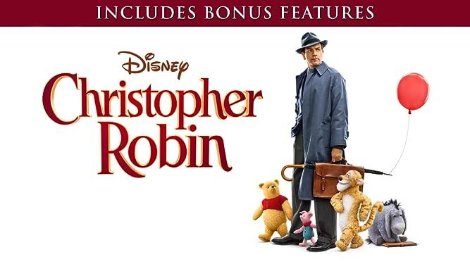 Christopher Robin (Plus Bonus Content)