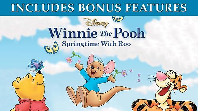 Winnie the Pooh: Springtime with Roo (Plus Bonus Content)