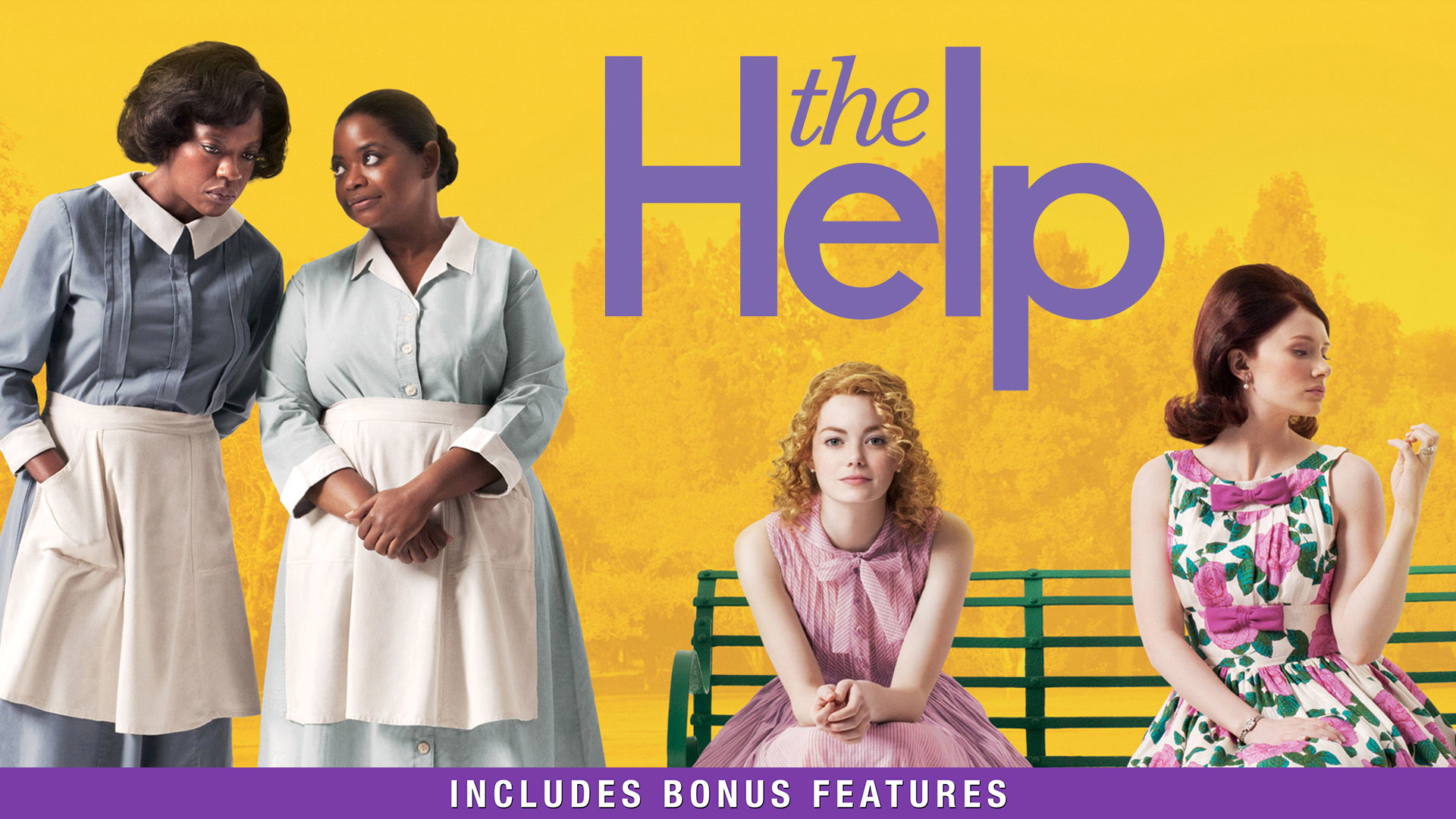 The Help (Plus Bonus Content)
