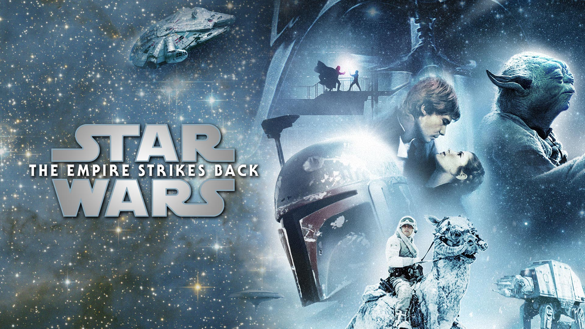 Star Wars: The Empire Strikes Back (4K UHD)