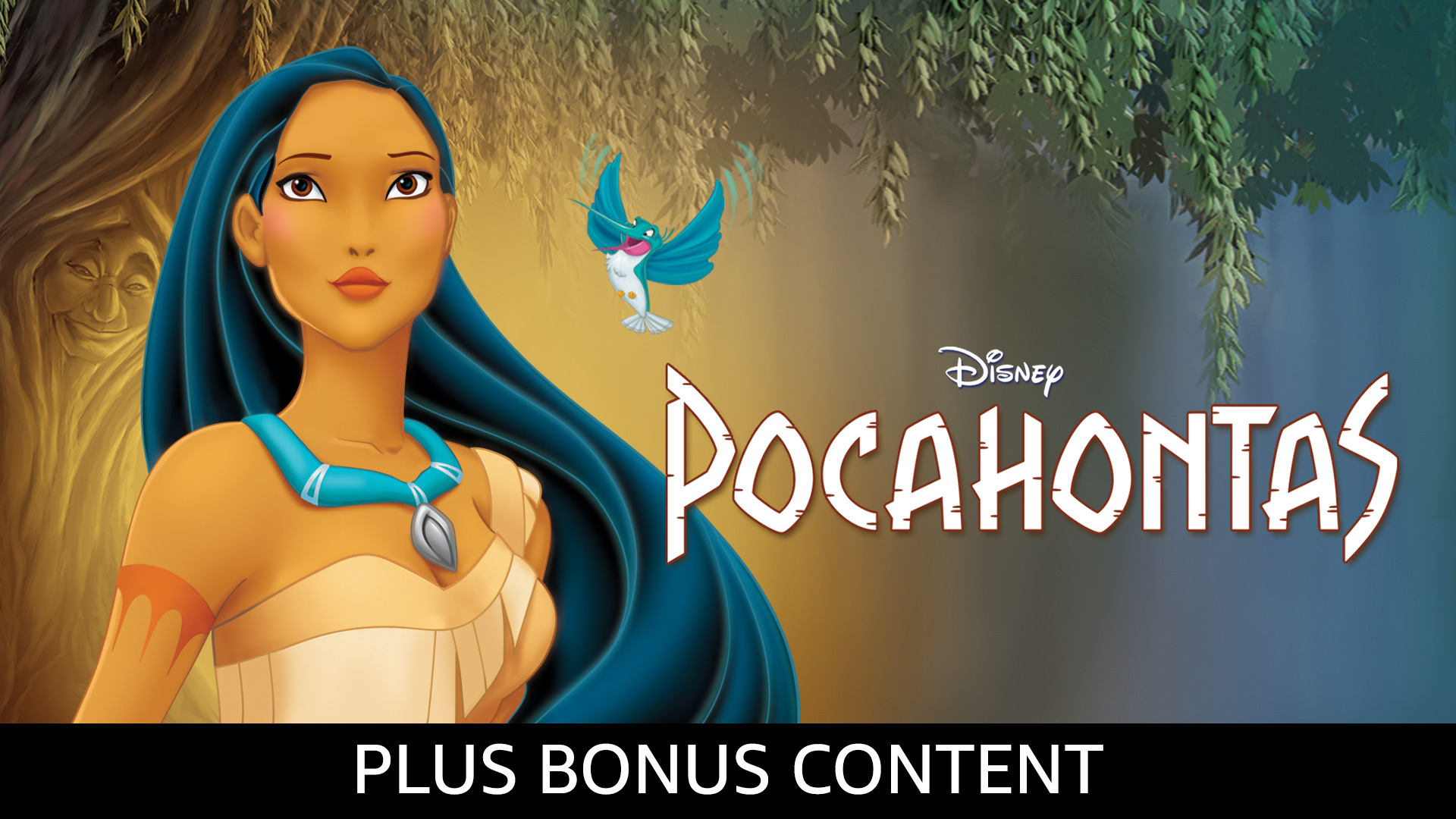 Pocahontas (Plus Bonus Content)