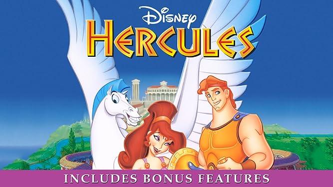 Hercules (Includes Bonus Features)