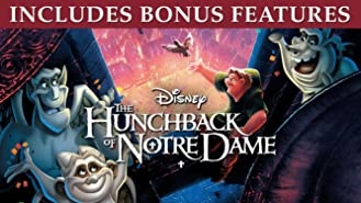 The Hunchback of Notre Dame (Plus Bonus Content)