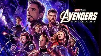 Marvel Studios' Avengers: Endgame (4K UHD)