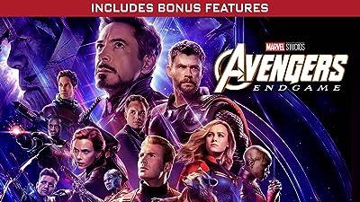 Marvel Studios' Avengers: Endgame (With Bonus)
