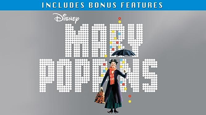 Mary Poppins (Plus Bonus Content)