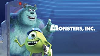Monsters, Inc. (4k UHD)