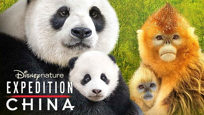 Disneynature Expedition China (Plus Bonus Content)