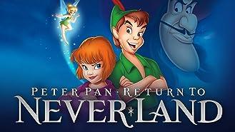 Return To Never Land (With Bonus)