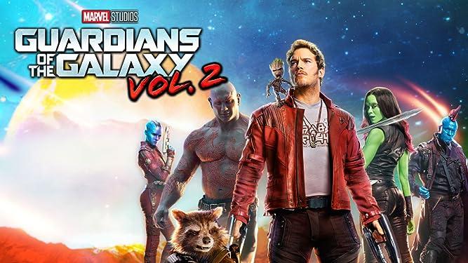 Guardians of the Galaxy Vol. 2 (Plus Bonus Features)