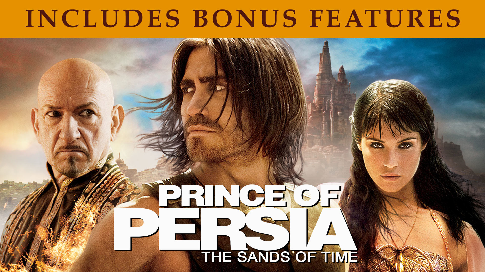 Prince of Persia: The Sands of Time (Plus Bonus Content)