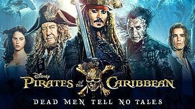 Pirates of the Caribbean: Dead Men Tell No Tales (4K UHD)