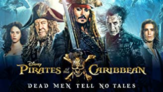 Pirates of the Caribbean: Dead Men Tell No Tales (4K UHD)