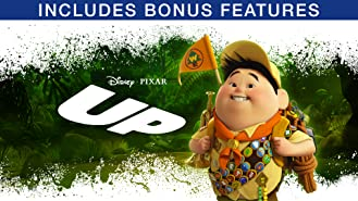 Up (Includes Bonus Features)