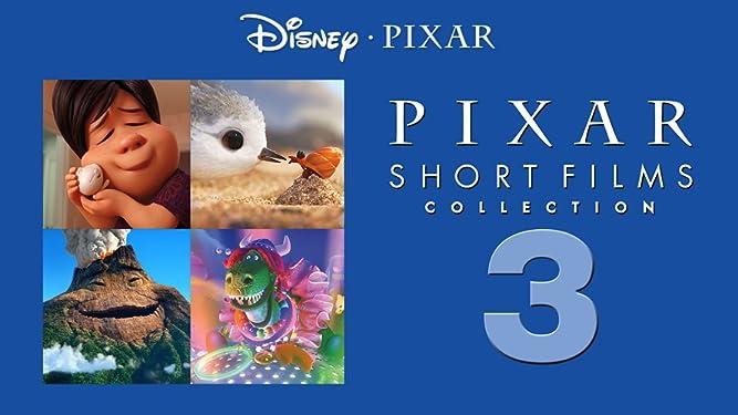 Amazoncom Pixar Short Films Collection Volume 3 Brenton