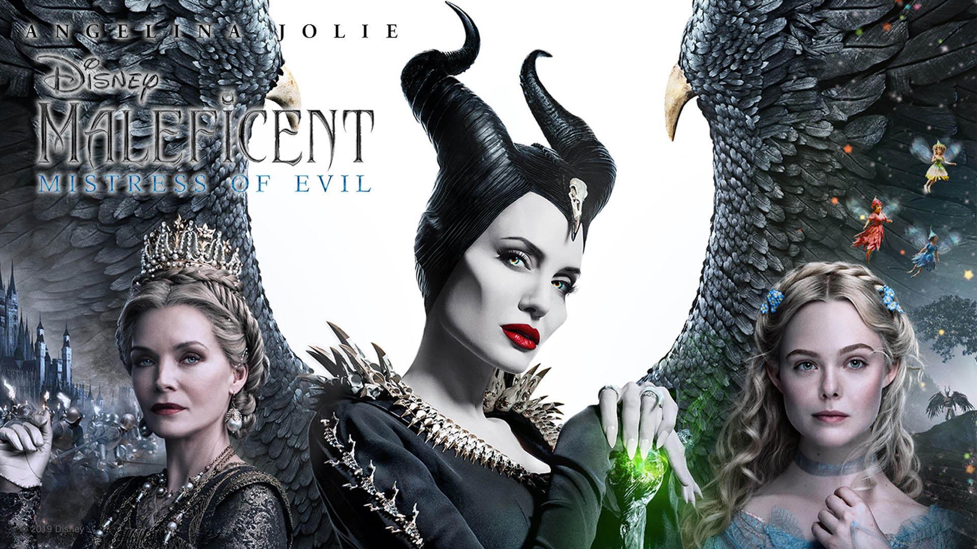 Maleficent: Mistress of Evil (4K UHD)