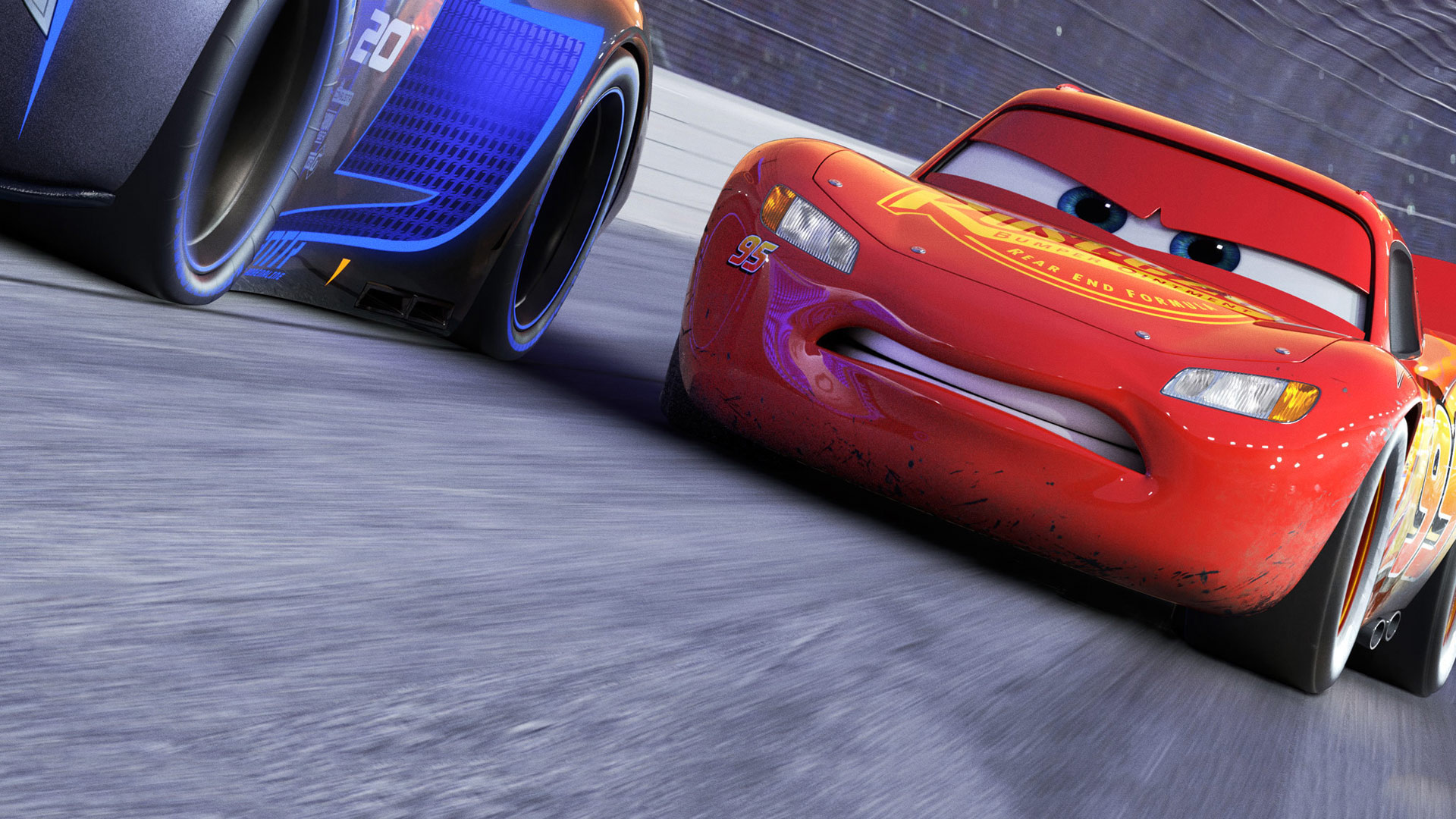 Watch Cars 3 Theatrical Prime Video