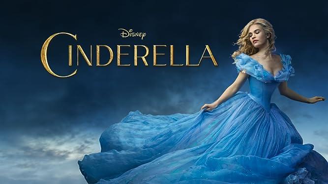 Cinderella (2015) (Plus Bonus Features)