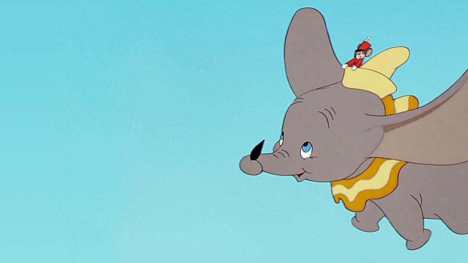 Amazon Com Dumbo Herman Bing Edward Brophy Cliff Edwards Verna Felton Amazon Digital Services Llc