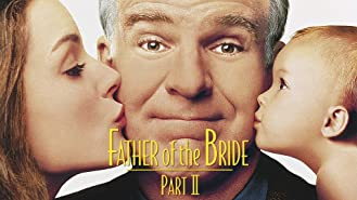 Father of the Bride Part II (Plus Bonus Features)