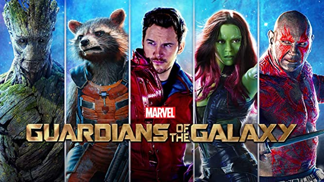 Amazon com: Guardians of the Galaxy (Theatrical): Chris