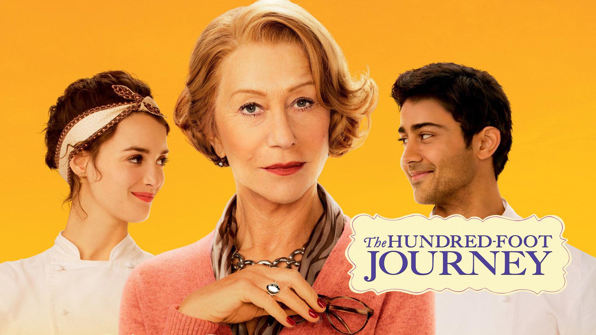 The Hundred-Foot Journey (Plus Bonus Features)
