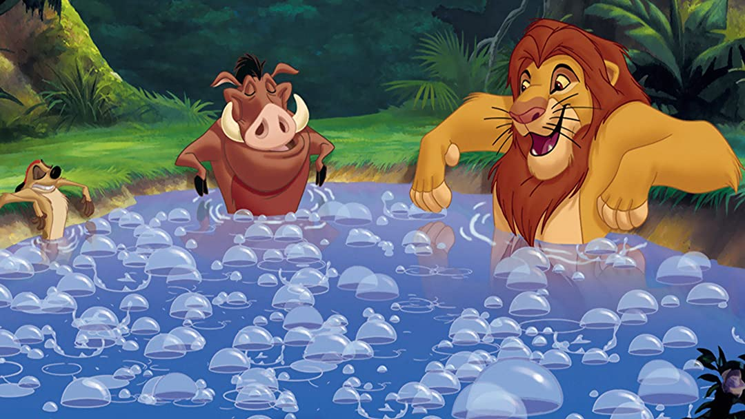 Watch The Lion King 1 1 2 Theatrical Version Prime Video