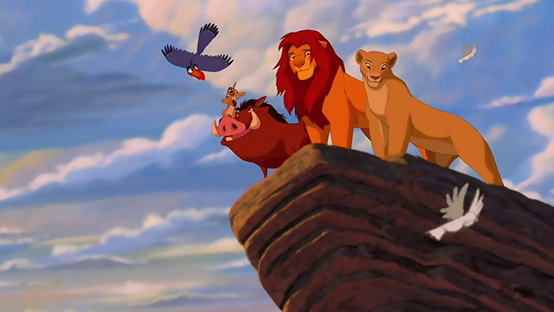 Watch The Lion King The Walt Disney Signature Collection Theatrical Version Prime Video