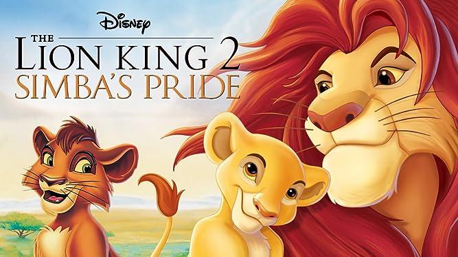 The Lion King 2: Simba's Pride (With Bonus Content)