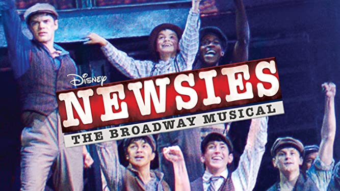 watch newsies the broadway musical online free