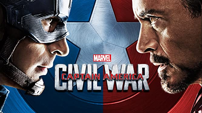 Watch Captain America: Civil War (Plus Bonus Features ...