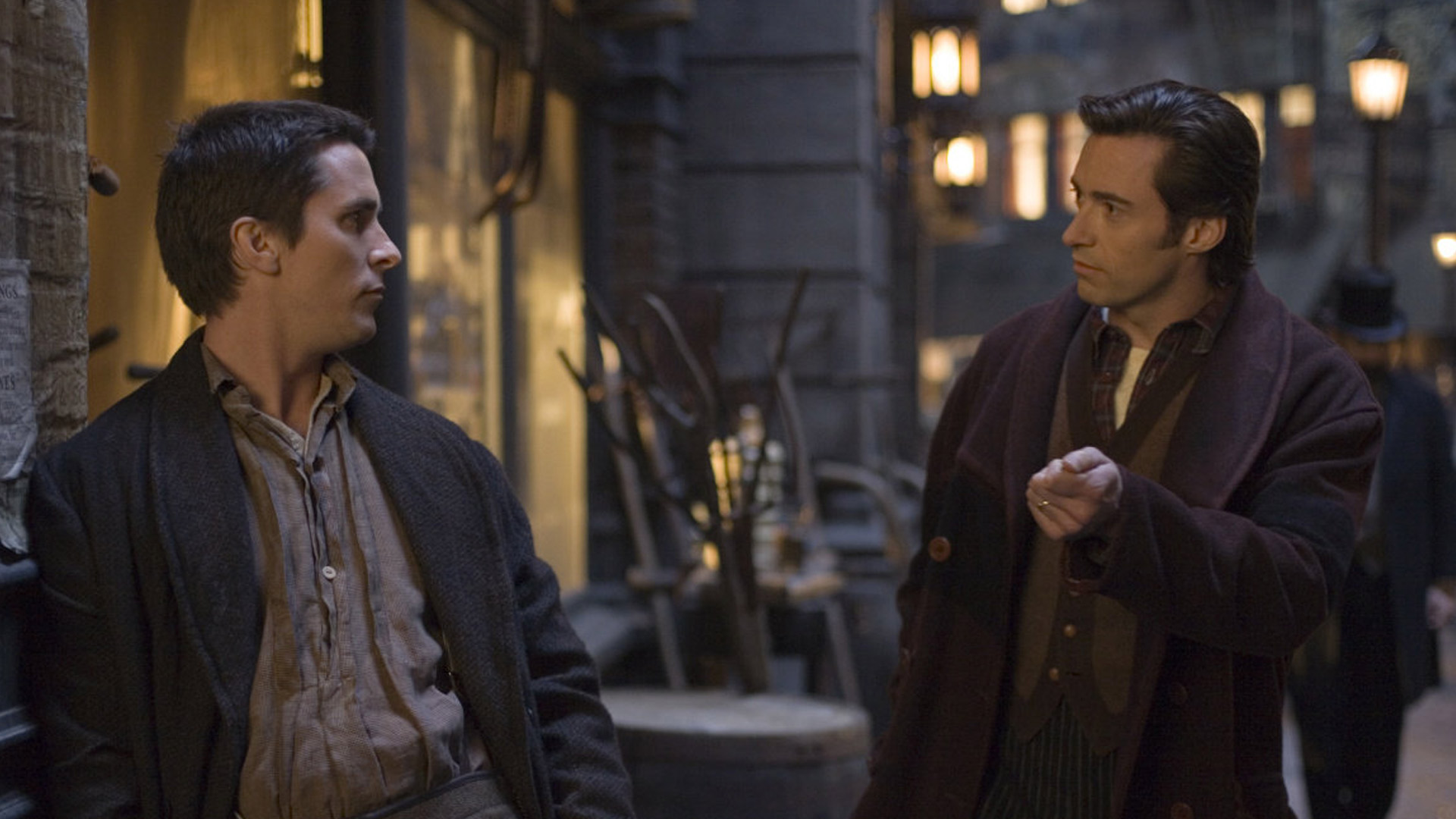 Amazon.com: The Prestige: Hugh Jackman, Christian Bale, Michael Caine,  Scarlett Johansson