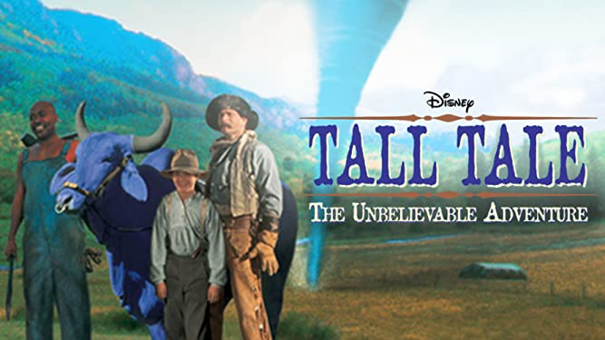 Tall Tale: The Unbelievable Adventures of Pecos Bill