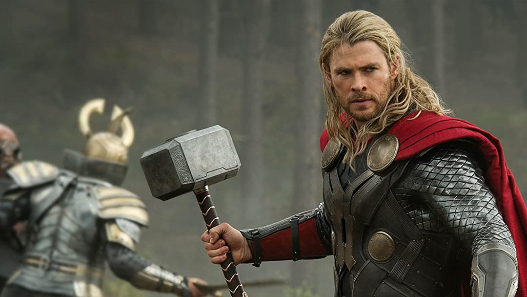 Thor: The Dark World: Chris Hemsworth, Natalie Portman ...