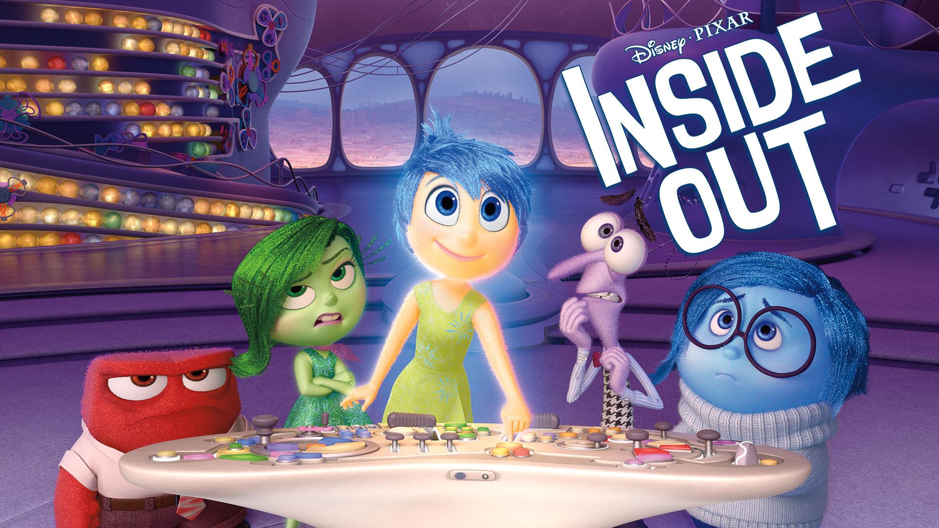 Inside Out (Plus Bonus Features)