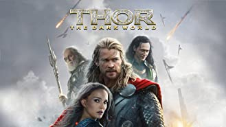 Thor: The Dark World (With Digital-Exclusive Bonus Features)