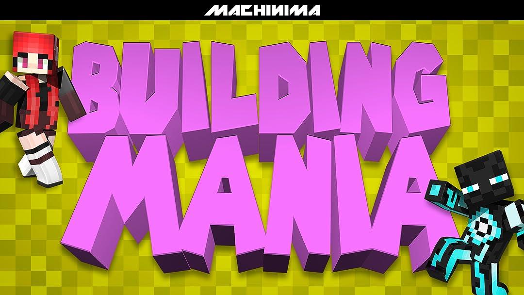 Amazon com: Clip: Building Mania: Logdotzip, Machinima