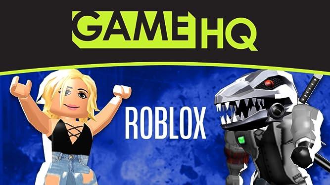 Amazon Com Watch Gamehq Roblox Prime Video