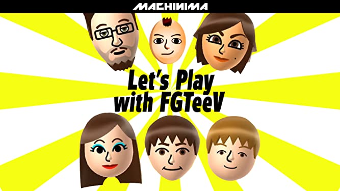 Amazon Com Watch Let S Play With Fgteev Prime Video