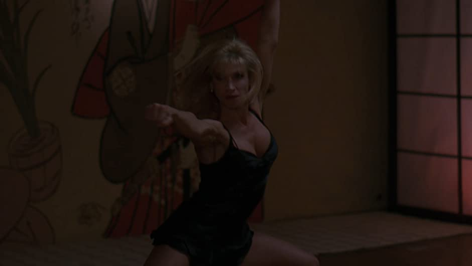 Image result for cynthia rothrock sworn to justice
