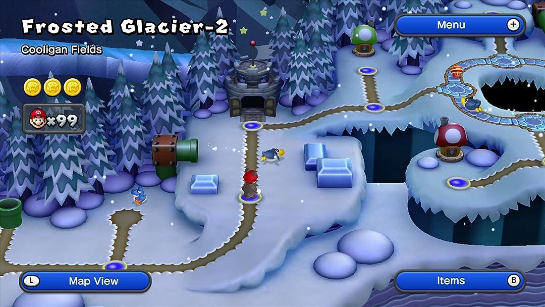 Amazon.com: Watch Clip: New Super Mario Bros. U Walkthrough ...