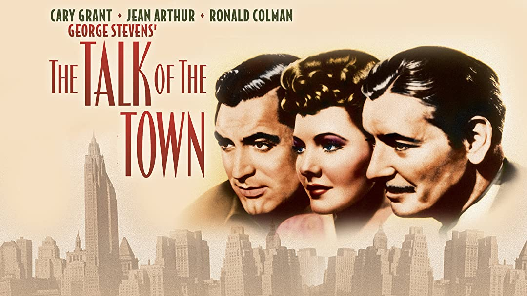 Watch Talk Of The Town, The (1942) | Prime Video