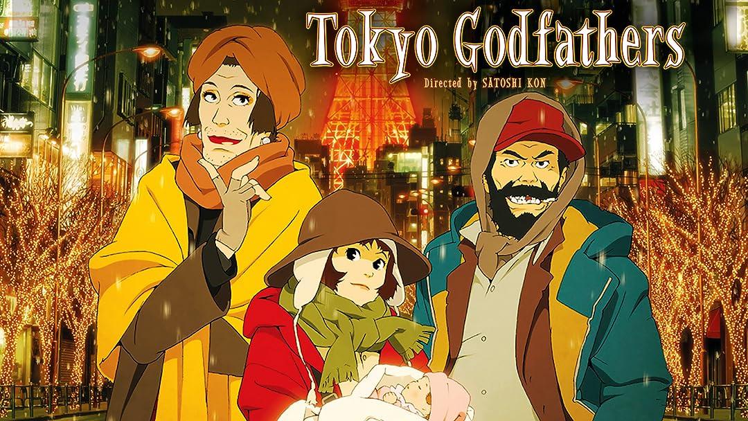 Tokyo Godfathers Hindi Dubbed