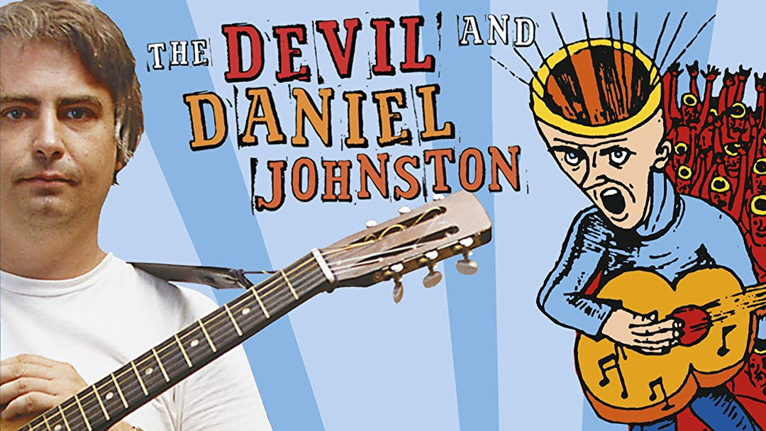 Image result for devil daniel johnston""