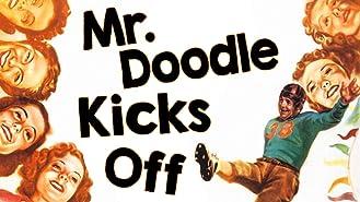 Mr Doodle Kicks Off